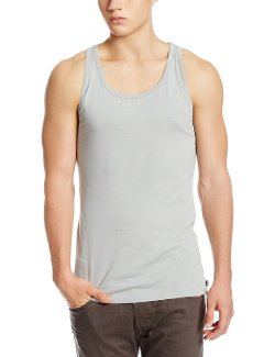Diesel  - Simon Singlet Cotton Tank Top