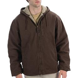 Lakin McKey  - Berber Lined Jacket - Hooded