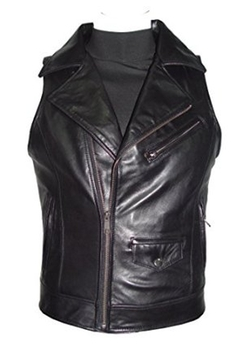 Net Tailor - Leather Vest