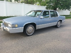 Cadillac  - 1989 DeVille Sedan