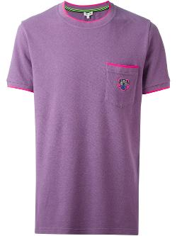 Kenzo  - Chest Pocket T-Shirt