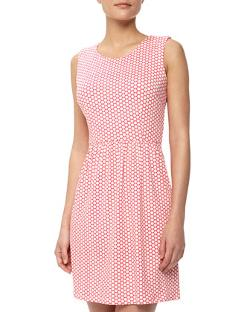 JB by Julie Brown  - Morgan Polka-Dot Print Fit-And-Flare Dress