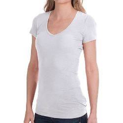 Sierra Trading Post - Cotton-Modal T-Shirt - Long Length