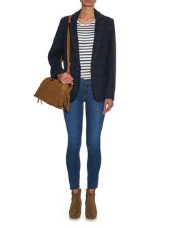 Isabel Marant Etoile - Oversized Tweed Blazer