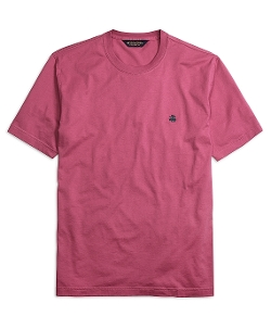 Brooks Brothers - Supima Cotton Crewneck Tee Shirt