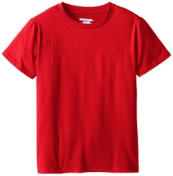 Kidtopia - Short-Sleeve Solid T-Shirt