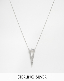 V Jewelry - Elka Pendant Necklace
