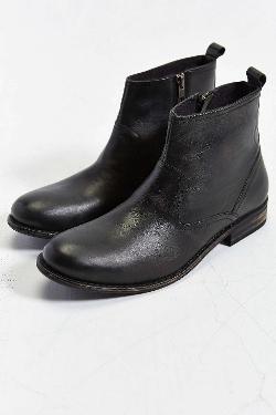 Hawkings McGill - Inside Zip Leather Boots