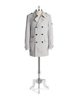 Strellson  - Double-Breasted Trench Coat