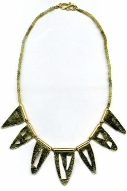 Wendy Mink Jewelry - Statement Bib Necklace