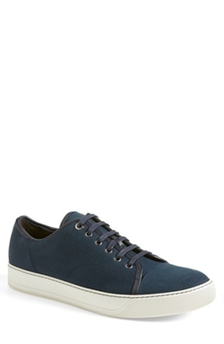 Lanvin - Low Top Canvas Sneakers