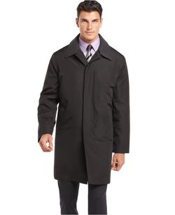 London Fog - Microfiber Raincoat