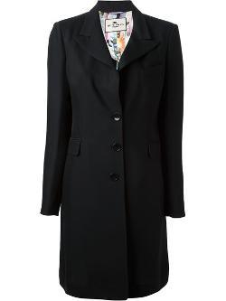 Etro - Classic Overcoat