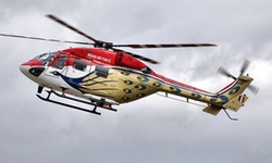 Hindustan Aeronautics Limited  - HAL Dhruv Helicopter