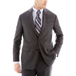Stafford  - Glen Plaid Suit Jacket