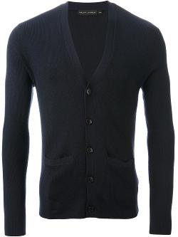 Ralph Lauren - Ribbed Slim Fit Cardigan