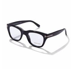 Tom Ford - Large Acetate Frame Fashion Glasses