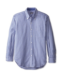 J. Mclaughlin - Gingham Button Down Shirt