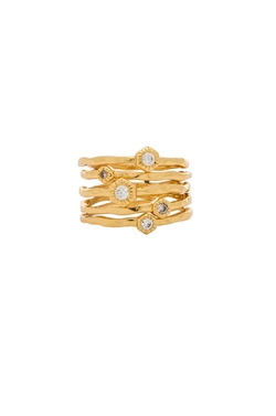 Gorjana - Siena Stacking Ring