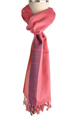Hand Aritstry - Natural Silk Handwoven Scarf