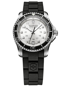 Victorinox Swiss Army - Maverick Rubber Strap Watch