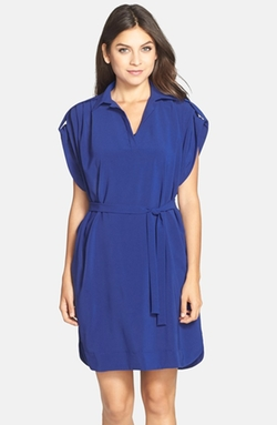 KUT from the Kloth  - Drop Shoulder Shirtdress