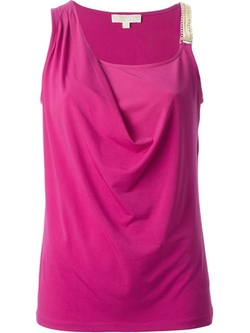 Michael Michael Kors - Draped Top