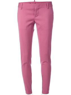 DSQUARED2  - Skinny Zip Trouser