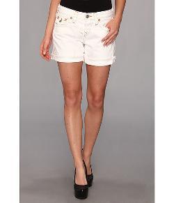 True Religion  - Jayde Boyfriend Shorts