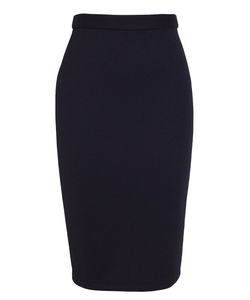 Olive + Oak - Ponte Pencil Skirt