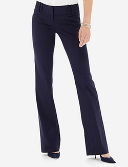 The Limited - Exact Stretch Classic Flare Pants