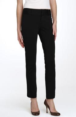 Michael Michael Kors - Straight Leg Ponte Knit Pants