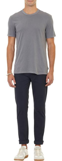 James Perse  - Crewneck T-shirt