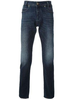 Diesel  - Straight Jeans
