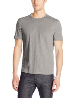John Varvatos Star USA  - Short Sleeve Peace Crew Neck T-Shirt
