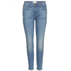 Current/Elliott - The High Waist Stiletto Skinny Jeans