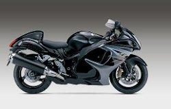 Suzuki - Hayabusa Motorcycle Bike