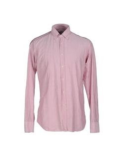 Bevilacqua - Stripe Button Down Shirt