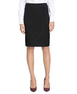 Brooks Brothers - Wool Stretch Pencil Skirt