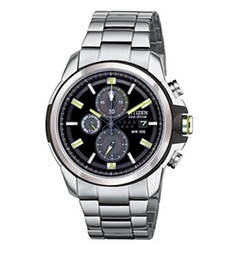 Citizen - Chronograph Drive Eco-Drive Bracelet Watch