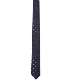 Sandro - Polka-Dot Silk Tie