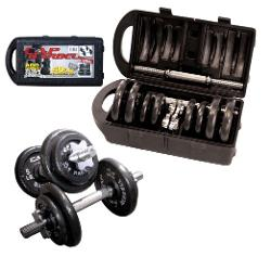 CAP Barbell - Adjustable Dumbbell Set