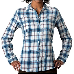 Horny Toad  - Mixologist Plaid Shirt