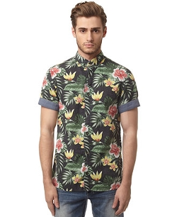Buffalo David Bitton - Floral Shirt