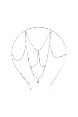 TopShop - Chain And Stone Head Drape