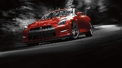 Nissan - GT-R Sports Car