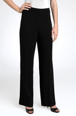 Louben  - Straight Leg Pants (Plus Size)
