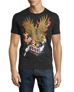 Dsquared2  - Eagle Graphic Short-Sleeve T-Shirt