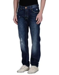San Francisco - Mid Rise Denim Pants