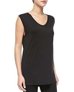 T By Alexander Wang - Classic Jersey Muscle Tee